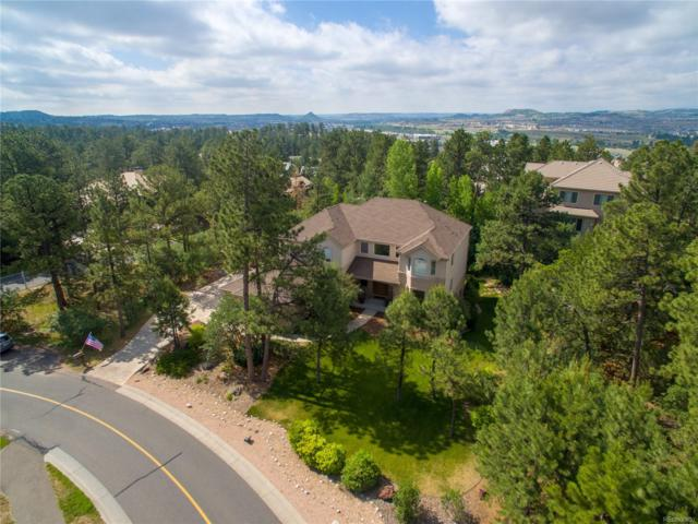580 Castle Pines Drive, Castle Rock, CO 80108 (#9468905) :: Sellstate Realty Pros