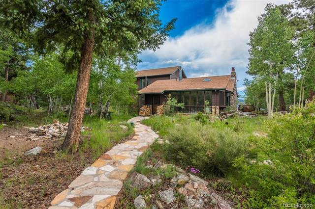 83 Long View Road, Evergreen, CO 80439 (MLS #9469148) :: 8z Real Estate