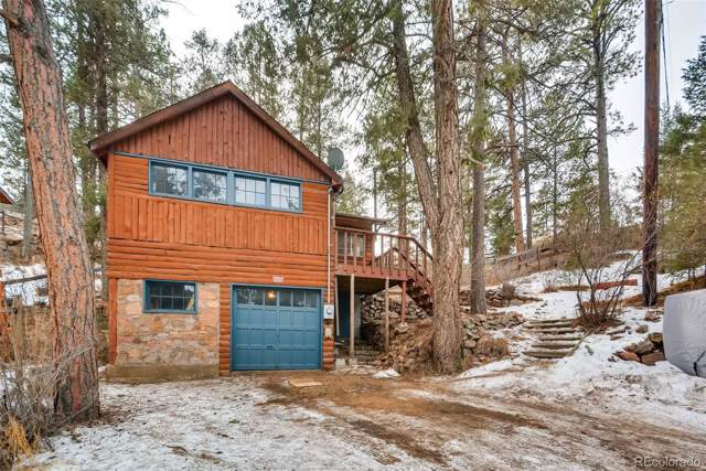 15958 Old Stagecoach Road, Pine, CO 80470 (#9469325) :: My Home Team