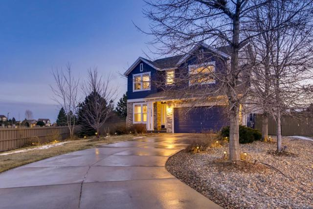 7028 Turnstone Avenue, Castle Rock, CO 80104 (#9469405) :: The HomeSmiths Team - Keller Williams