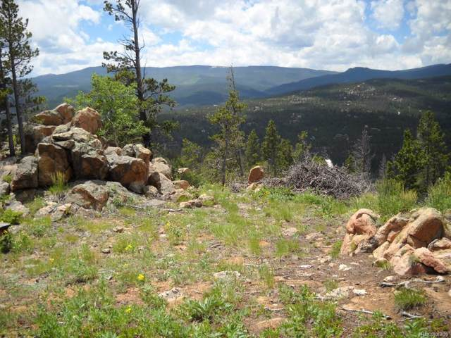 1645 Osage Trail, Red Feather Lakes, CO 80545 (#9469524) :: The Gilbert Group