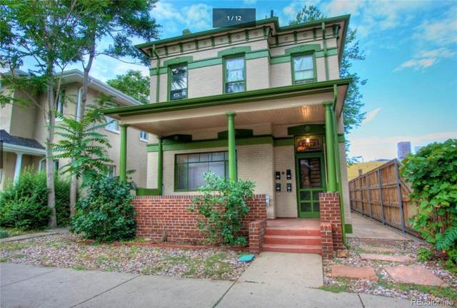 1767 N Emerson Street, Denver, CO 80218 (#9470761) :: Stephanie Fryncko | Keller Williams Integrity