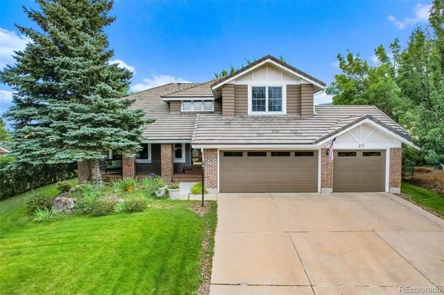 20 Lindenwood Lane, Littleton, CO 80127 (#9471083) :: Symbio Denver