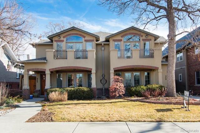 248 S Humboldt Street, Denver, CO 80209 (#9471127) :: Bring Home Denver