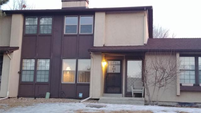 3850 S Evanston Street, Aurora, CO 80014 (MLS #9471645) :: 8z Real Estate