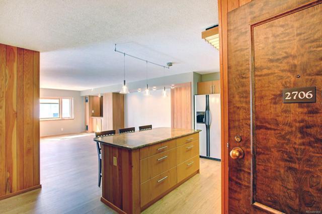 1551 Larimer Street #2706, Denver, CO 80202 (MLS #9471986) :: 8z Real Estate