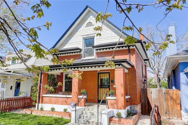 379 S Pennsylvania Street, Denver, CO 80209 (MLS #9472211) :: 8z Real Estate