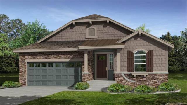 7161 W Asbury Place, Lakewood, CO 80227 (MLS #9472307) :: 8z Real Estate