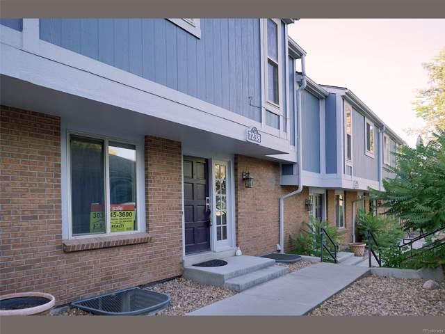 7238 S Xenia Circle, Centennial, CO 80112 (MLS #9472758) :: 8z Real Estate
