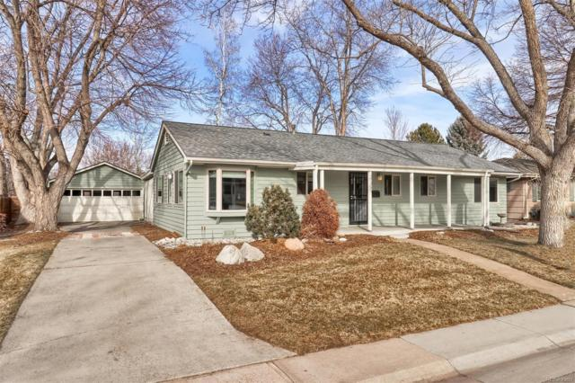 2209 E Floyd Place, Englewood, CO 80113 (#9473385) :: The City and Mountains Group