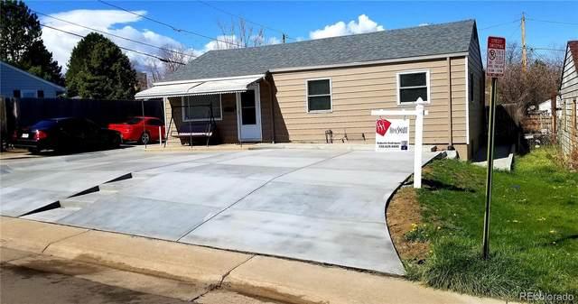 199 S Utica Street, Denver, CO 80219 (#9473595) :: Mile High Luxury Real Estate