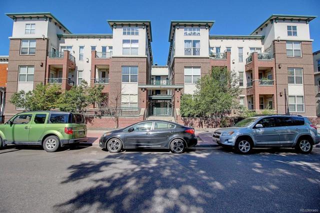 1727 Pearl Street #205, Denver, CO 80203 (MLS #9473612) :: 8z Real Estate