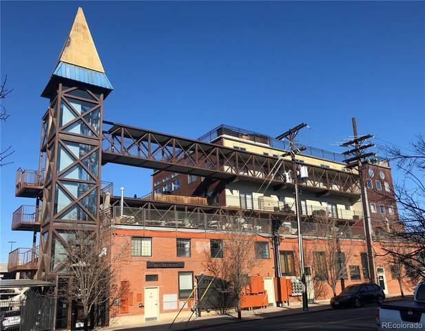 2715 Blake Street #7, Denver, CO 80205 (MLS #9473804) :: 8z Real Estate