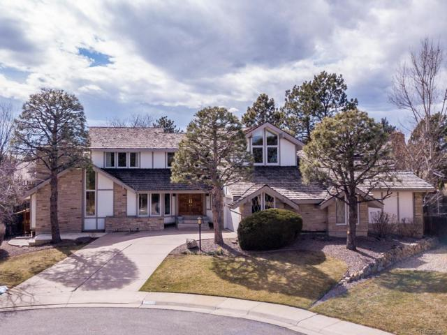 7703 S Grape Court, Centennial, CO 80122 (#9473843) :: The Peak Properties Group
