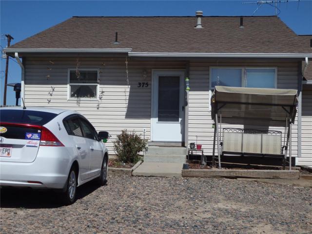 375 Logan Street, Elizabeth, CO 80107 (MLS #9474024) :: 8z Real Estate