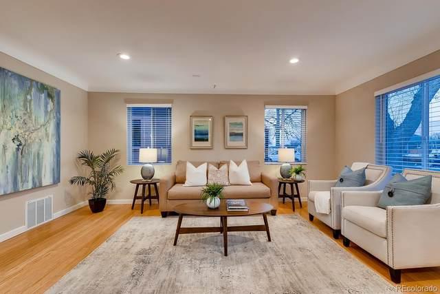 2321 Pontiac Street, Denver, CO 80207 (#9474309) :: HomeSmart Realty Group