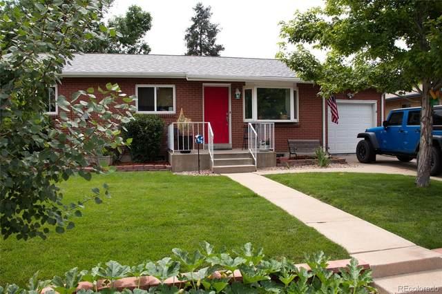 3085 S Yates Street, Denver, CO 80236 (MLS #9474593) :: 8z Real Estate