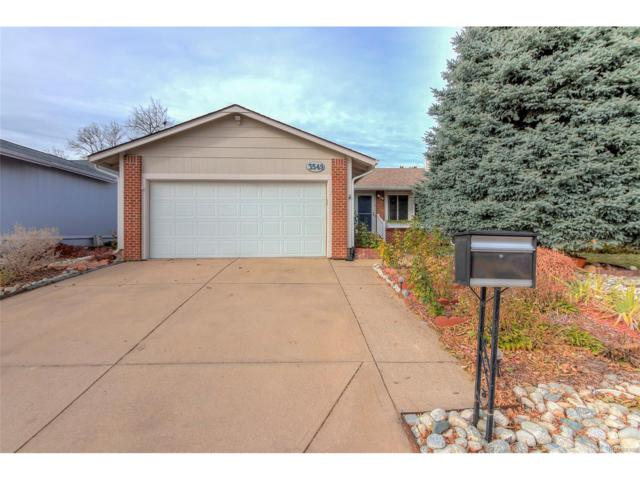 3549 S Lewiston Way, Aurora, CO 80013 (MLS #9474972) :: 8z Real Estate