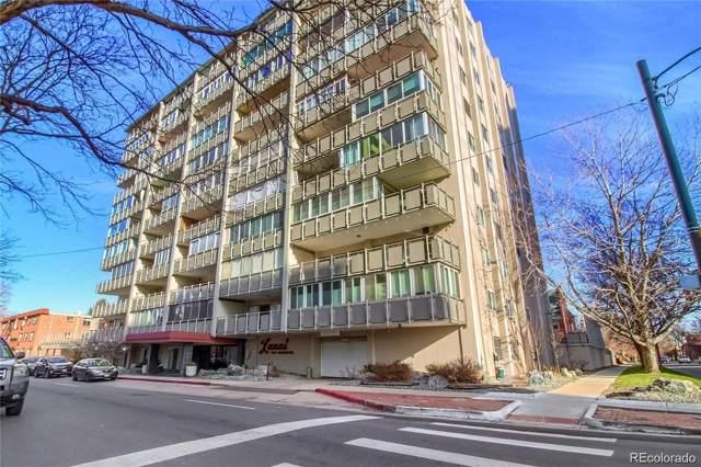 800 N Washington Street #804, Denver, CO 80203 (#9475005) :: Bring Home Denver with Keller Williams Downtown Realty LLC