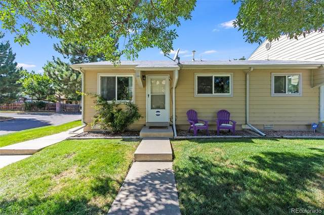 5731 W 92nd Avenue #128, Westminster, CO 80031 (#9475077) :: Signature Realty, Inc.