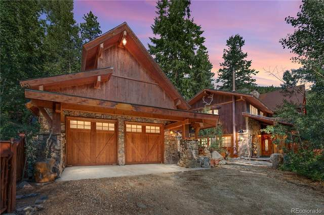124 Copper Fox Trail, Empire, CO 80438 (MLS #9475332) :: Bliss Realty Group