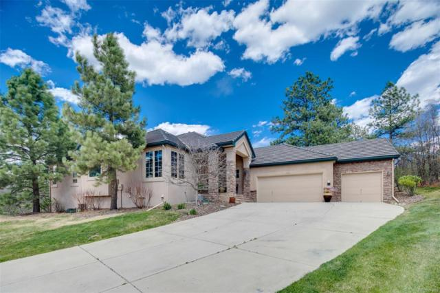 3252 Country Club Parkway, Castle Rock, CO 80108 (#9475343) :: The Griffith Home Team