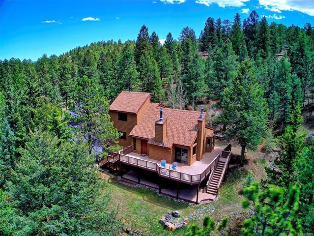 3611 Nova Road, Pine, CO 80470 (#9475589) :: Wisdom Real Estate