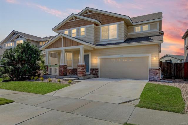 16455 E 117th Avenue, Commerce City, CO 80022 (#9475663) :: Bring Home Denver