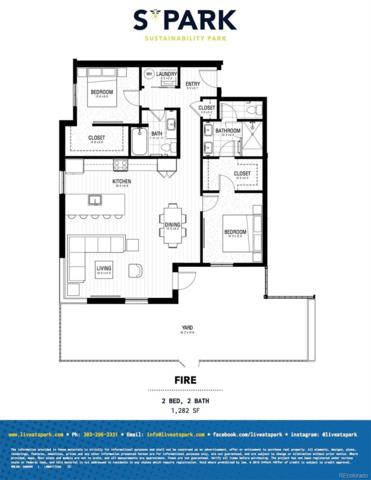 2525 Arapahoe Street #200, Denver, CO 80205 (#9476230) :: Bring Home Denver