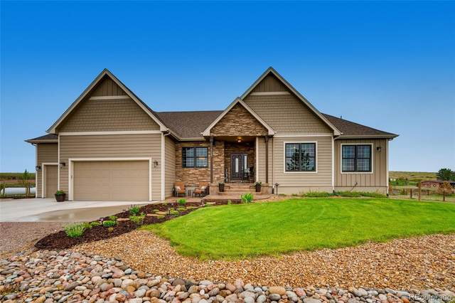 9169 Cooper Creek Court, Parker, CO 80138 (#9476365) :: Mile High Luxury Real Estate