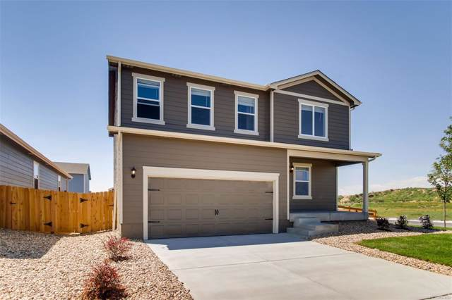 231 Mesa Avenue, Lochbuie, CO 80603 (MLS #9476494) :: 8z Real Estate
