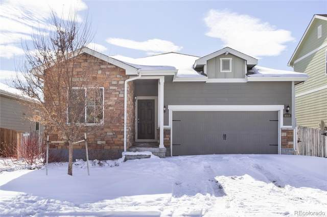 4668 E 95th Avenue, Thornton, CO 80229 (#9477020) :: Real Estate Professionals
