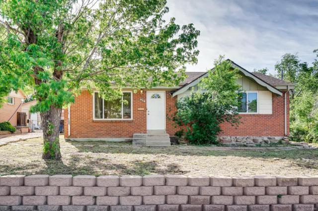 29 N Garo Avenue, Colorado Springs, CO 80909 (#9477401) :: The Dixon Group