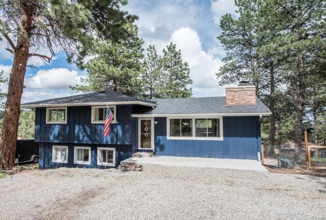 54 Hi Meadow Drive, Bailey, CO 80421 (MLS #9477478) :: Bliss Realty Group