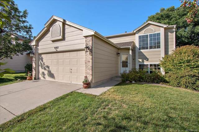9383 Weeping Willow Court, Highlands Ranch, CO 80130 (#9477742) :: The Heyl Group at Keller Williams