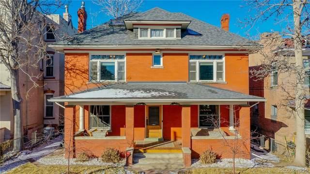 1245 N Emerson Street, Denver, CO 80218 (#9477845) :: Colorado Home Finder Realty