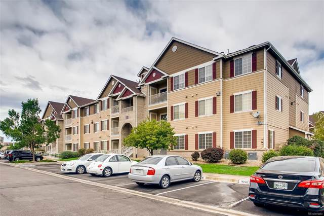 15700 E Jamison Drive #107, Englewood, CO 80112 (#9478074) :: The Heyl Group at Keller Williams