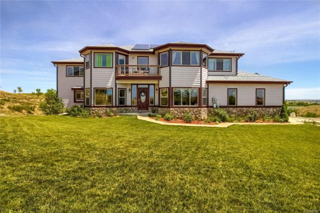 10381 E 142nd Avenue, Thornton, CO 80602 (#9478713) :: Colorado Home Finder Realty
