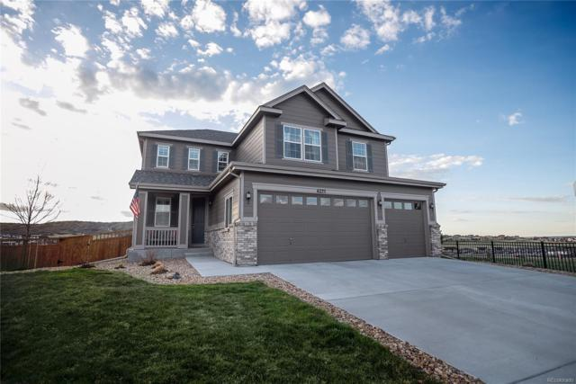 6275 Hoofbeat Place, Castle Rock, CO 80108 (#9478894) :: The Healey Group