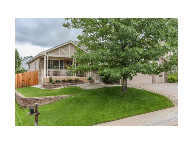 7755 Lebrun Court, Lone Tree, CO 80124 (#9479361) :: The Peak Properties Group