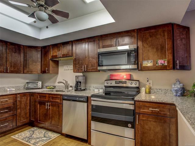 13890 E Marina Drive #110, Aurora, CO 80014 (MLS #9479572) :: 8z Real Estate