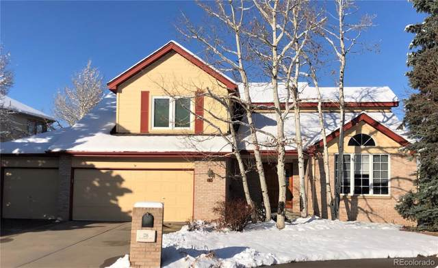 28 Rogers Court, Golden, CO 80401 (#9479626) :: James Crocker Team