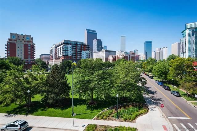 2200 Tremont Place #7, Denver, CO 80205 (#9479854) :: The DeGrood Team