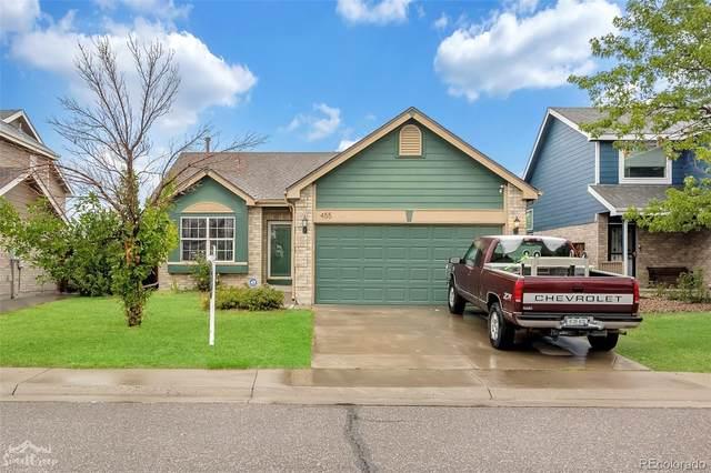455 W 116th Avenue, Northglenn, CO 80234 (MLS #9480148) :: 8z Real Estate