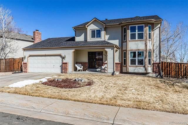 20717 E Ida Circle, Centennial, CO 80015 (MLS #9481088) :: 8z Real Estate