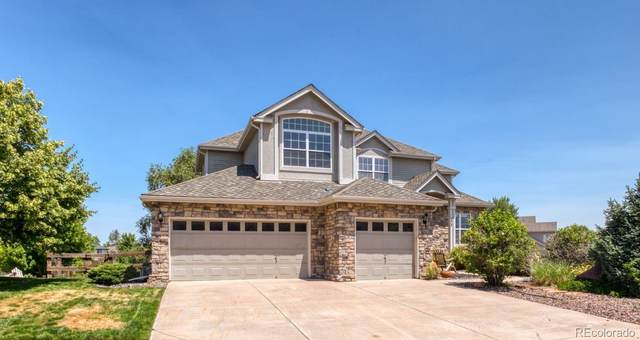 575 Leicester Lane, Castle Pines, CO 80108 (MLS #9481098) :: Bliss Realty Group