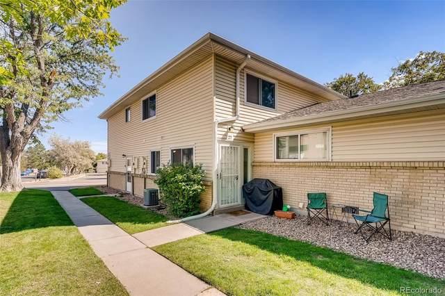 9005 E Lehigh Avenue #27, Denver, CO 80237 (#9481444) :: The Margolis Team