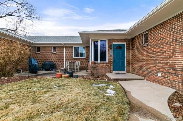 4360 E 16th Avenue #1, Denver, CO 80220 (MLS #9481563) :: 8z Real Estate