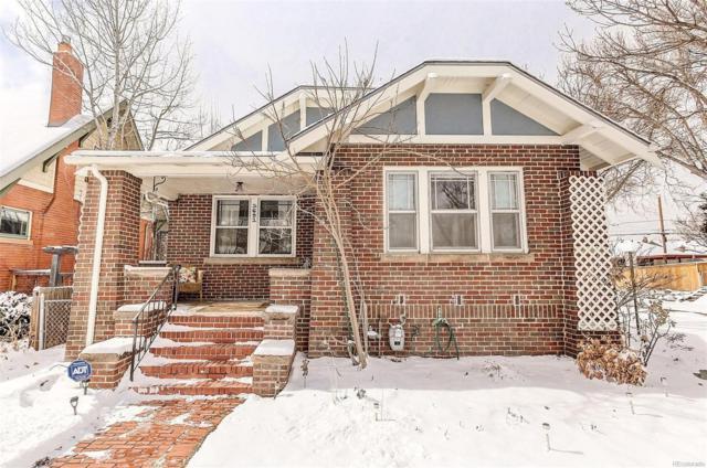 2691 Clermont Street, Denver, CO 80207 (#9481646) :: Wisdom Real Estate