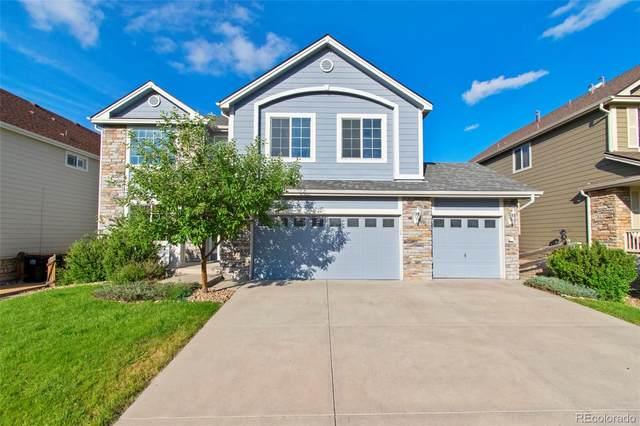 12108 Rockdale Street, Parker, CO 80138 (#9481910) :: Finch & Gable Real Estate Co.
